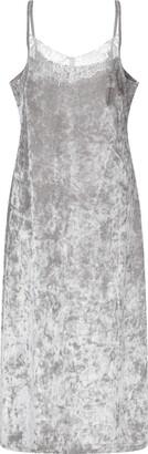 KATE BY LALTRAMODA 3/4 length dresses