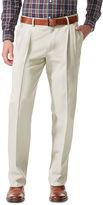Dockers D3 Comfort Classic-Fit Pleated Khaki Pants