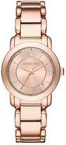 MICHAEL Michael Kors Janey 33mm Stainless Steel Bracelet Watch