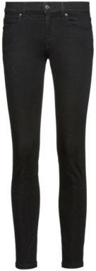 HUGO BOSS CHARLIE super-skinny-fit jeans in black magic-flex denim