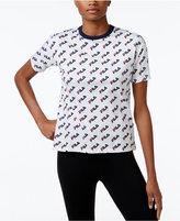 Fila Kayleigh Logo-Print T-Shirt