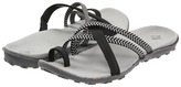 Columbia Isla (Black/Charcoal) - Footwear
