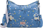 Cath Kidston Daisies And Buttercups Foldaway Zipped Cross Body