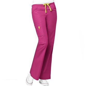WONDERWINK Women's Scrubs Romeo 6 Pocket Flare Leg Pant