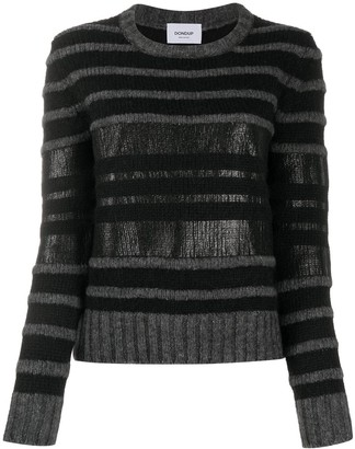 Dondup Striped Knitted Jumper