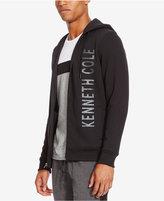 Kenneth Cole Reaction Men's Fleece Logo Hoodie