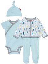 Skip Hop Blue 'ABC' Layette Set - Infant