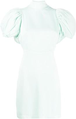 Rotate by Birger Christensen Puff Sleeved Dress