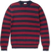 Saint Laurent - Striped Wool Sweater