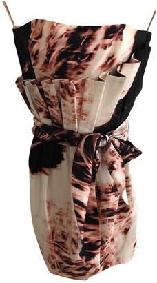 Sass & Bide Multicolour Silk Dresses