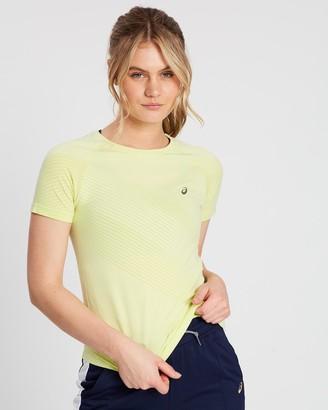 Asics Tokyo Seamless Short Sleeved Top - Women's