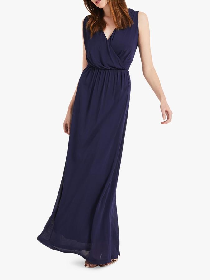 Phase Eight Lisabet Bridesmaid Dress, Navy