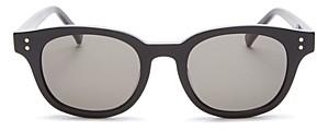 Le Specs Luxe Unisex Hermetica Square Sunglasses, 50mm