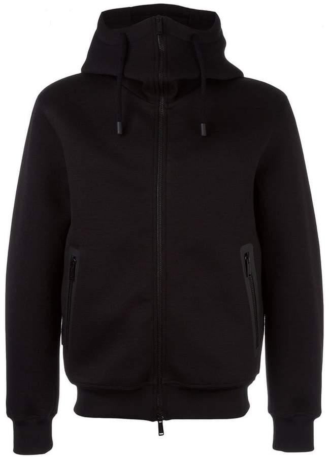DSQUARED2 'Mitsuzuka' hooded fleece