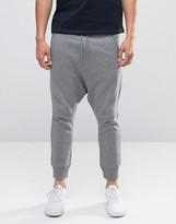 Diesel P-Tam Sweat Pants Drop Crotch