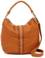 Liebeskind Berlin Nivaso Lasercut Leather Convertible Hobo