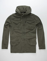 RSQ Collective Full Metal Mens Jacket