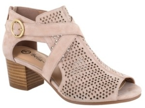 Bella Vita Delaney Block Heel Sandals Women's Shoes