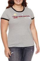 Arizona I've got mixed emotions Graphic T-Shirt- Juniors Plus