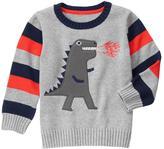 Gymboree T-Rex Sweater