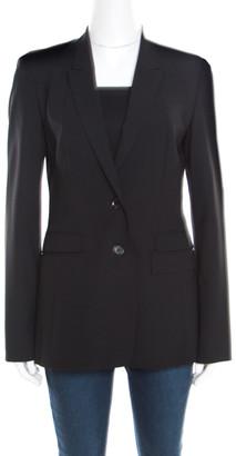 Boss By Hugo Boss Black Two Button Tailored Blazer M