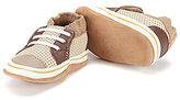 Robeez Baby Boys Newborn-18 Months Trendy Trainer Baby Shoes