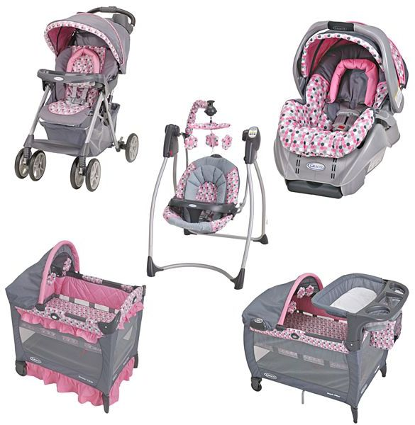 Graco ally baby gear collection