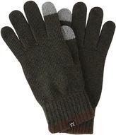 Haggar Heathered 2-Tone Gloves