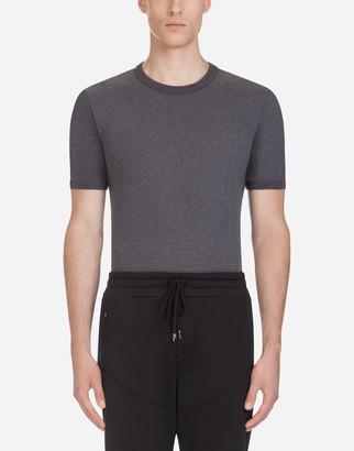 Dolce & Gabbana T-Shirt In Cotton