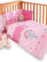 Clair De Lune My Dolly Cot/Cotbed Quilt and Bumper Set