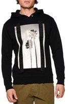 Palm Angels Palms Hooded Sweatshirt, Black Multi