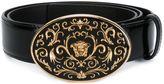 Versace baroque Medusa buckle belt