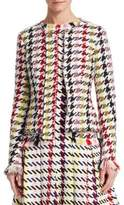 Oscar de la Renta Tweed Jacket