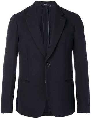 Paul Smith Fitted Suit Jacket