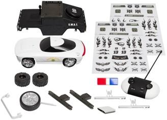 Fao Schwarz 36-Piece Smokey & Peacekeeper DIY Vehicle Kit