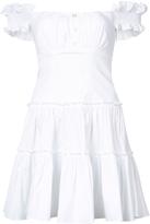 Caroline Constas Maria Bustier Dress
