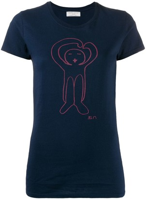 Societe Anonyme graphic print T-shirt