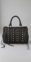 Linear Stud Flame Tote