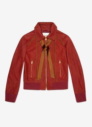 Bally Suede Jacket