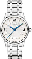 Montblanc 114733 Boheme diamond and stainless steel watch