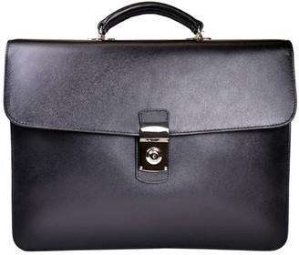 Royce New York Luxury Slim Briefcase