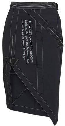 Off-White Parachute skirt