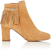 Tabitha Simmons Women's Surrey Ankle Boots-TAN