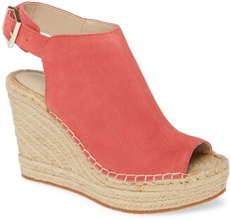 Kenneth Cole New York 'Olivia' Espadrille Wedge Sandal