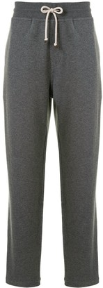 Brunello Cucinelli Straight Leg Track Pants