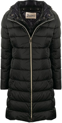 Herno Double-Layer Padded Coat
