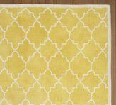 Moorish Tile Rug - Pineapple Yellow