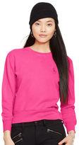 Ralph Lauren Pink Pony Pink Pony Crewneck Sweatshirt