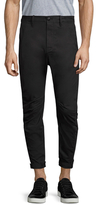 G Star Cotton Solid Pants
