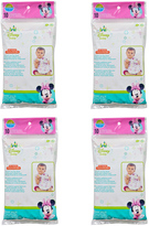 Neat Solutions Disney Minnie Mouse Disposable Bib - Set of 40